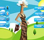 Peppy's Pet Caring – Ms. Giraffe