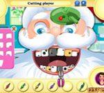Santa Claus at Dentist
