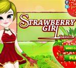Strawberry Girl Dress Up
