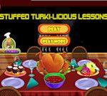 Stuffed turki-licious lessons