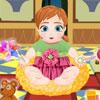 Baby Anna Diaper Game