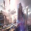 SCI-FI CITY IMAGE PUZZLE 3
