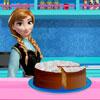 Anna Makes Coconut Cake