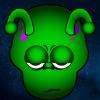 Bored Alien Starfighter