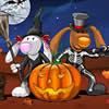 Funny Halloween Puzzle