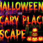 Halloween Scary Place Escape
