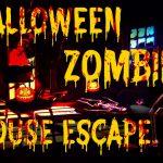 Halloween Zombie House Escape